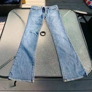 Paper Denim & Cloth Bridgette Low Rise Boot